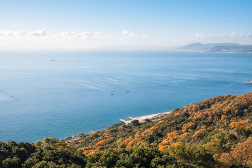 秋の海イメージ