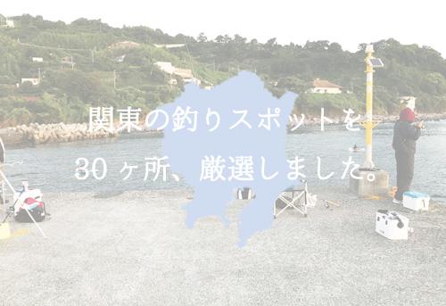 関東の釣り場おすすめ30選|初心者向け公園から穴場、本格磯釣りまで